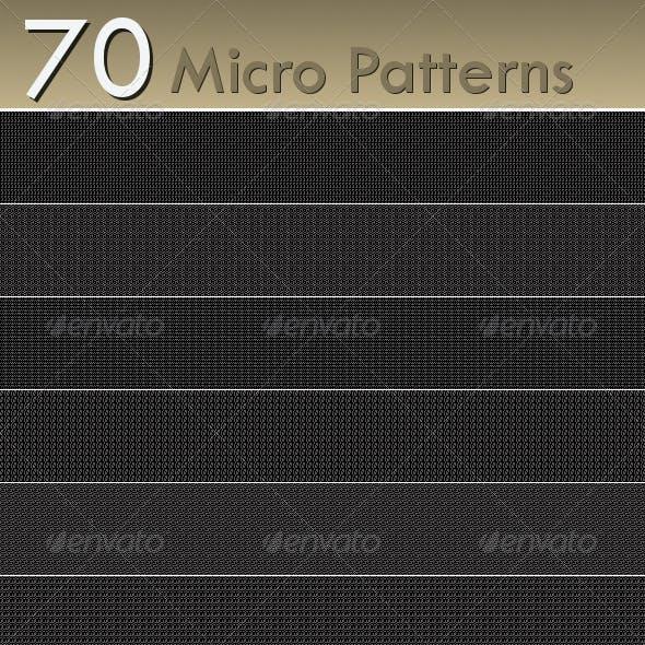 70 Tileable Micro Web Patterns