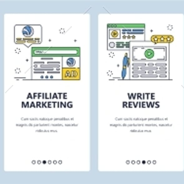 Office Desk, Business and Affiliate Marketing