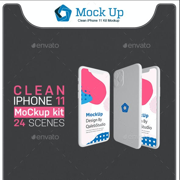 Clean Phone 11 Kit