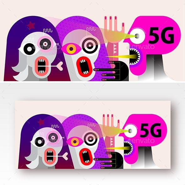 Dangerous 5G Radiation