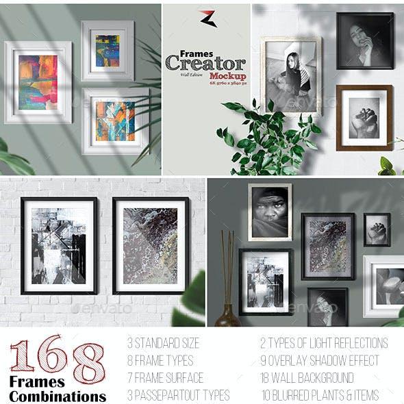 Frames Creator 6K Wall Edition