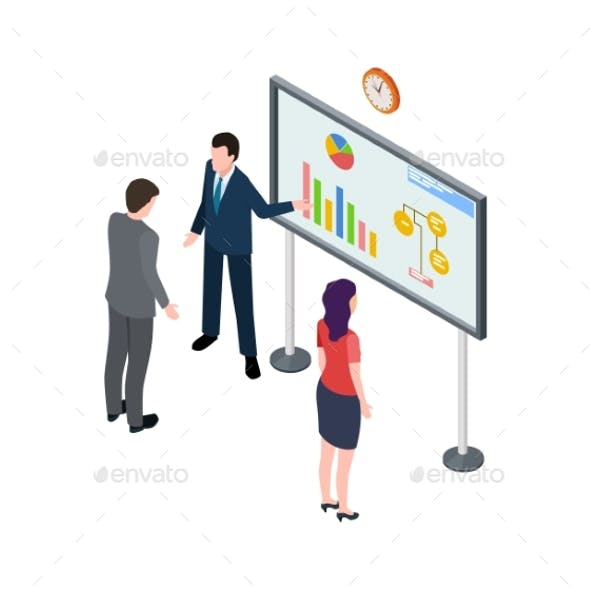Finance Presentation Business Information