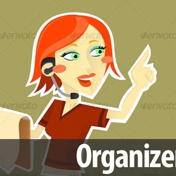 Trendy Organizer