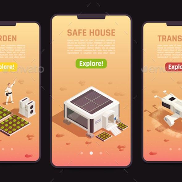 Space Colonization Templates Set