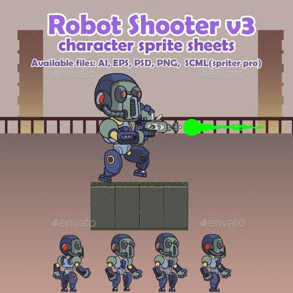 Robot Character V3