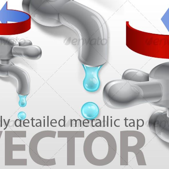 Tap vector