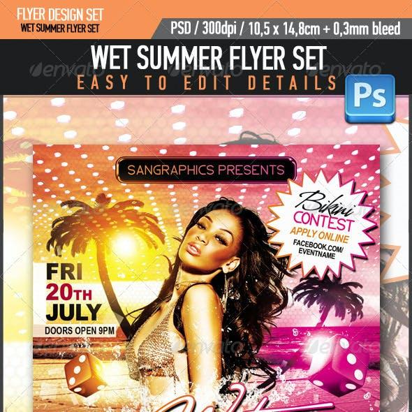Wet Summer