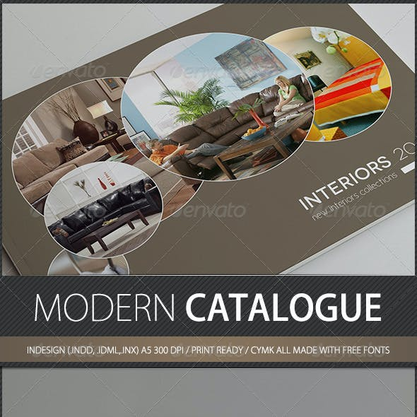 Modern Catalogue