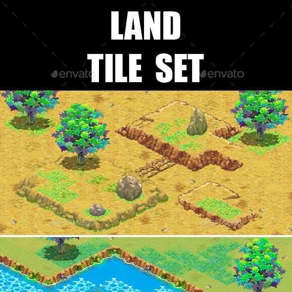 Land Tile Set