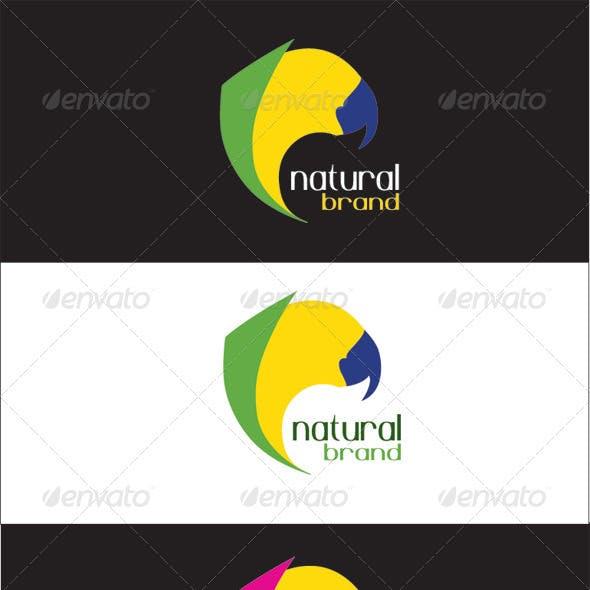 Natural Brand Logo