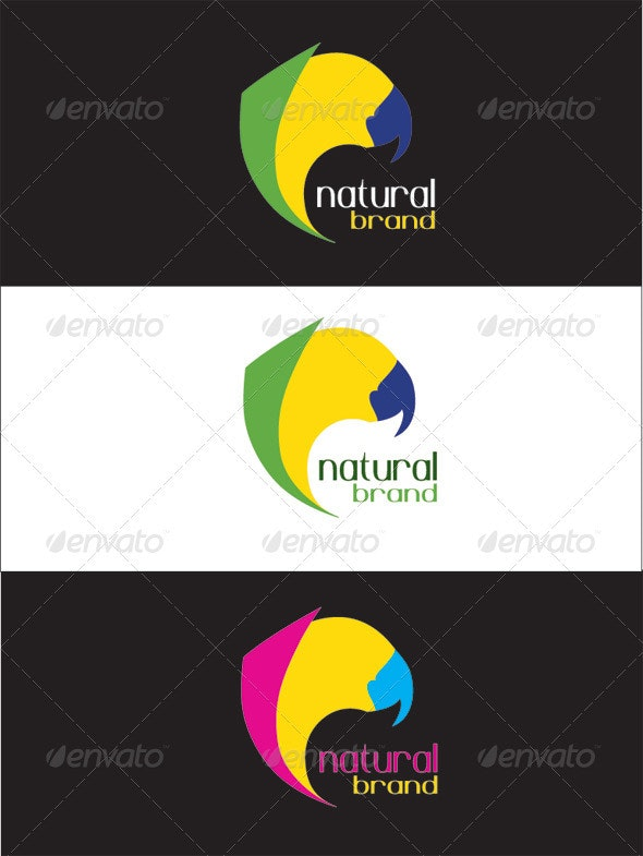 Natural Brand Logo - Animals Logo Templates