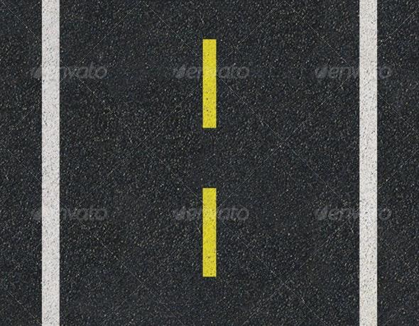 Road Texture - Concrete Textures