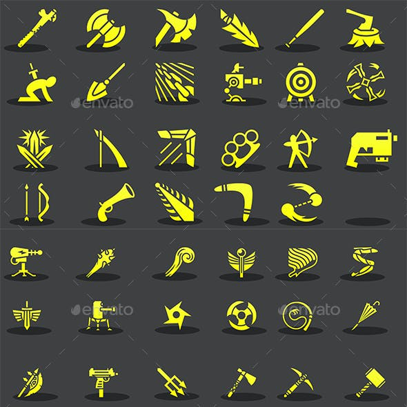 RPG Icon Pack