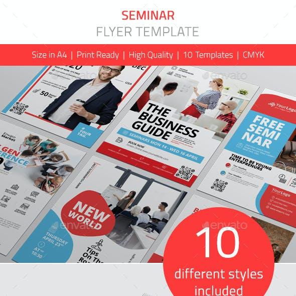 Seminar Flyer Vol.1