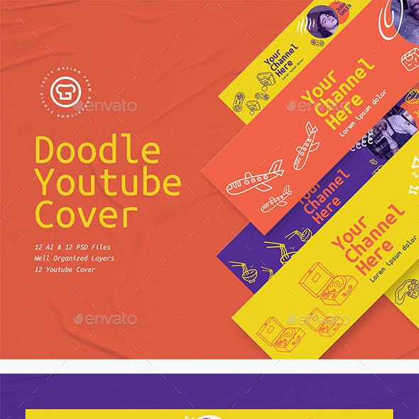 Doodle Youtube Cover