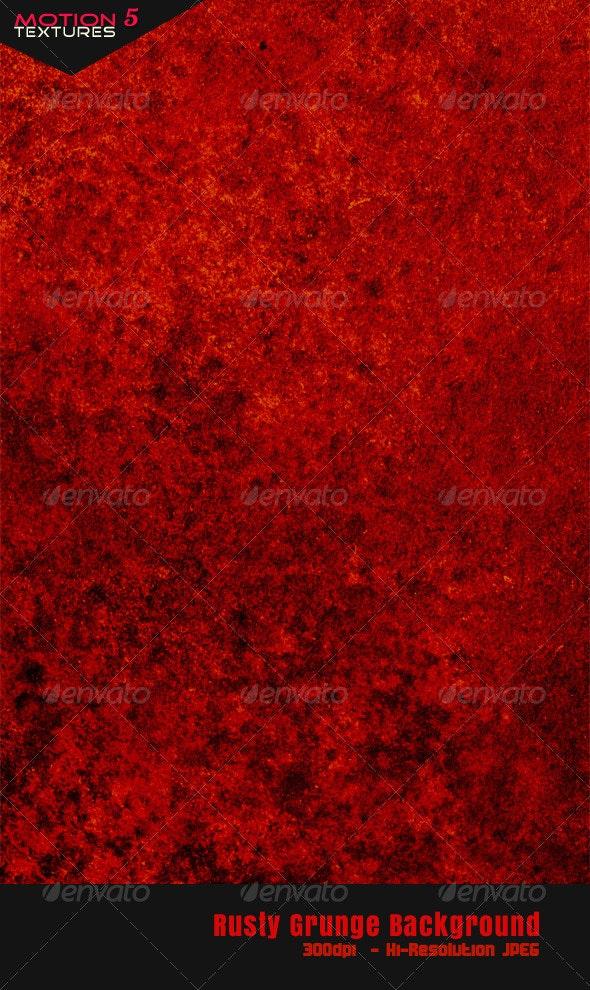 Rusty Grunge Background - Industrial / Grunge Textures