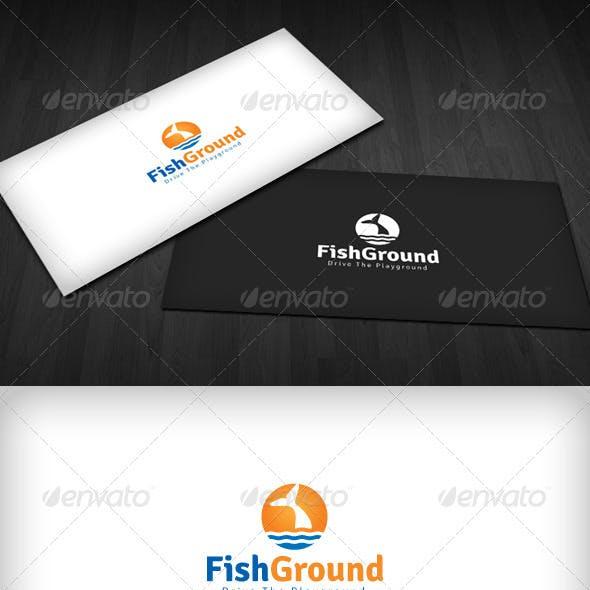 Fish Ground Logo