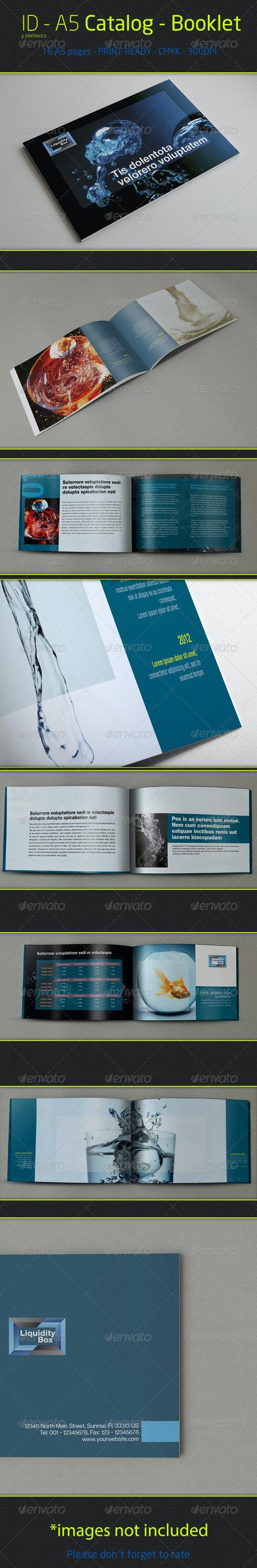 A5 Catalog - booklet - Catalogs Brochures