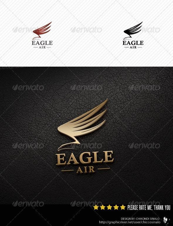 Eagle Air Logo Template  - Abstract Logo Templates