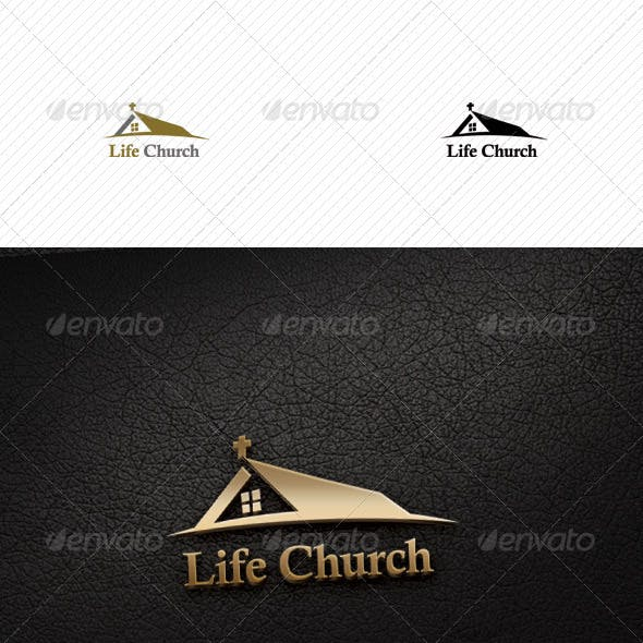 Life Church Logo Template