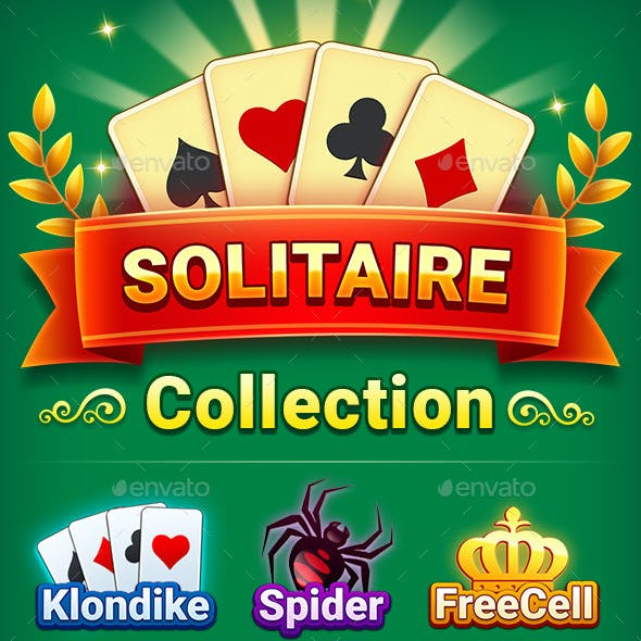 Solitaire Collection Game Kit