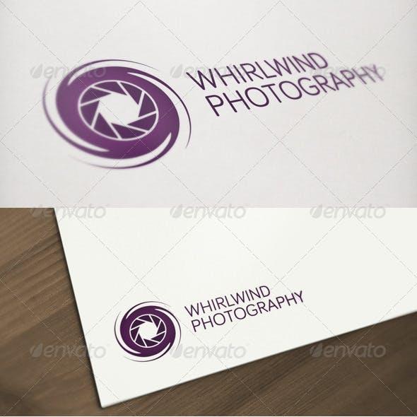 Whirlwind Photography Premium Logo
