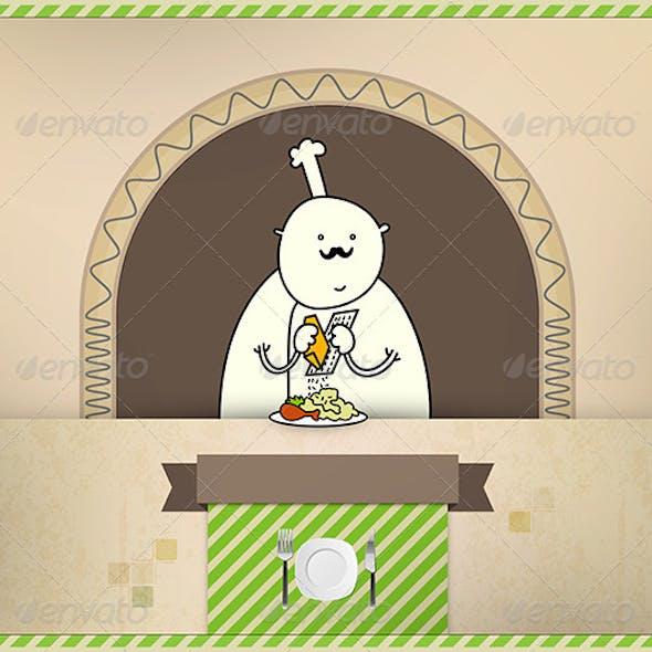 Chef Preparing Food | Food and Beverages Series