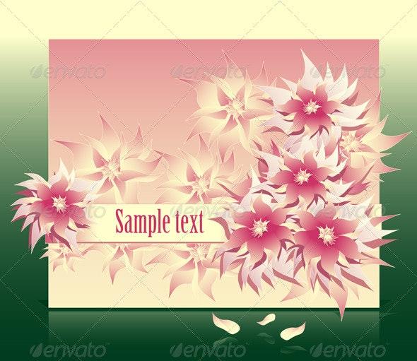 Flowers fantasy - Seasons/Holidays Conceptual