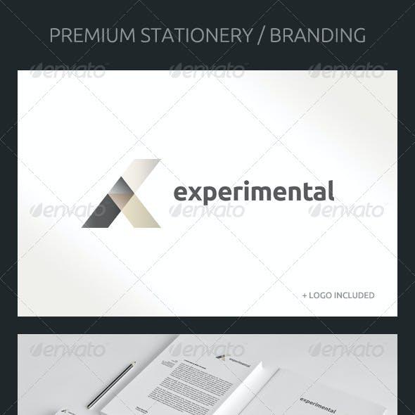 Experimental - Corporate Identity