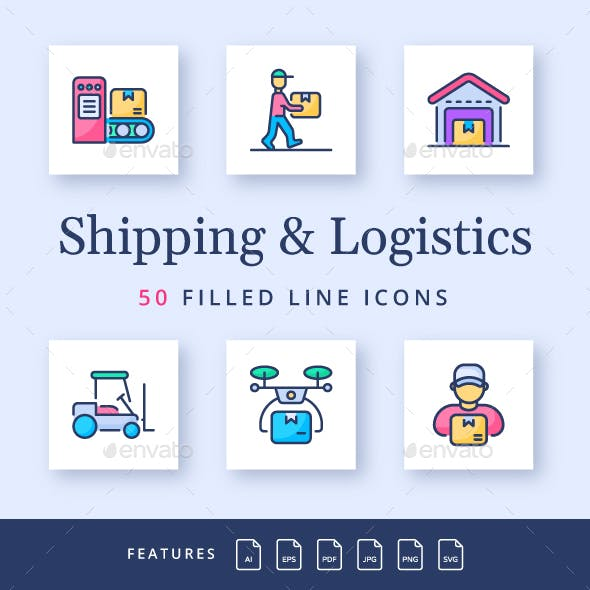 Delivery, Shipping and Logistics