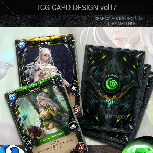 TCG Card Design Vol 17