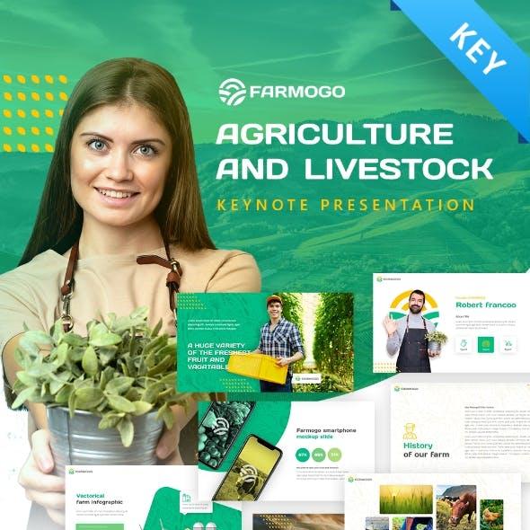 Farmogo Agriculture Keynote Presentation Template Fully Animated