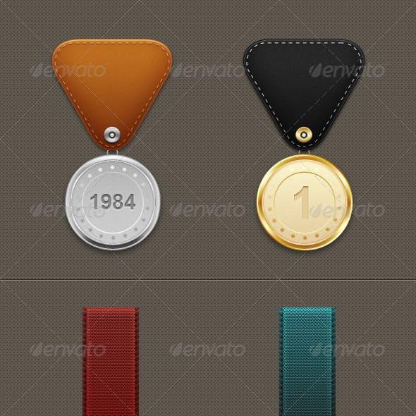Six Medals