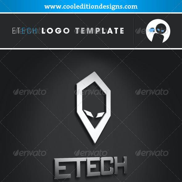 Etech - Logo Template