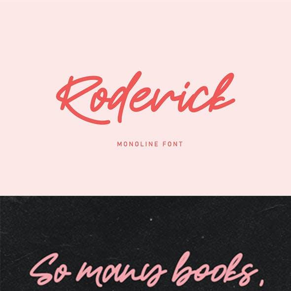 Roderick Monoline