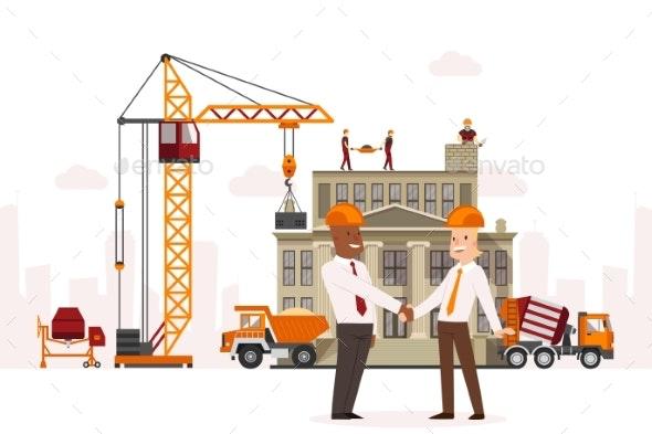 Construction Conclusion Agreement - Concepts Business