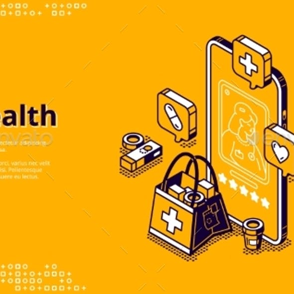 Medical Online Consultation, Telehealth