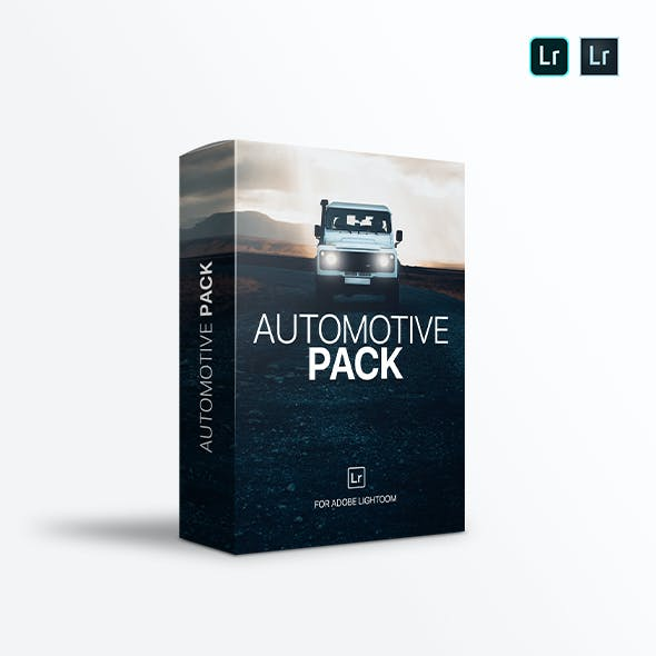 ARTA Presets | Automotive Pack For Mobile and Desktop Lightroom