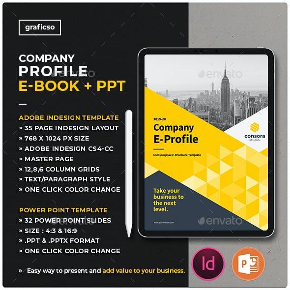 Company E-Book + PPT