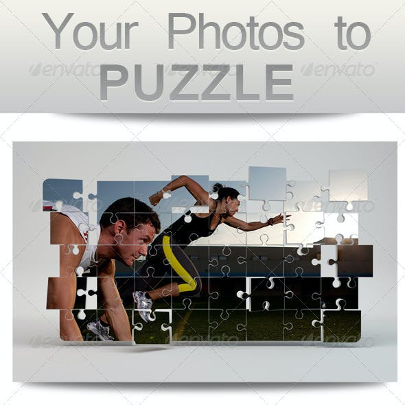 Your Photos to Puzzle