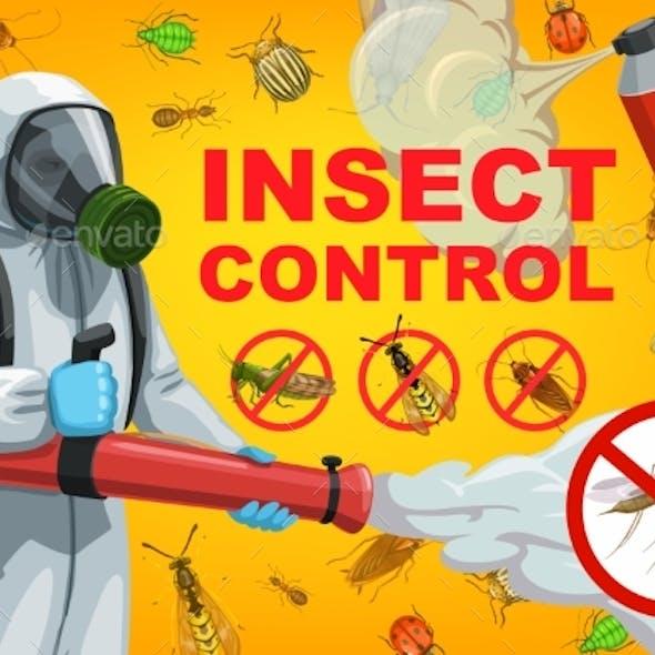 Pest Control Service Exterminator