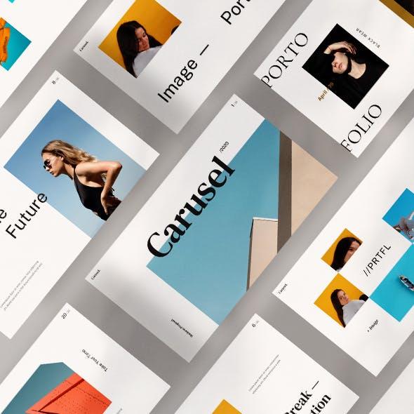Carusel Google Slides