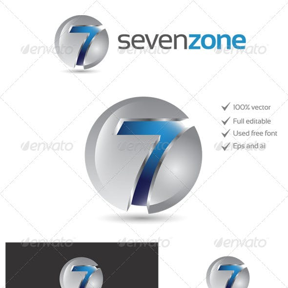 seven zone logo templates