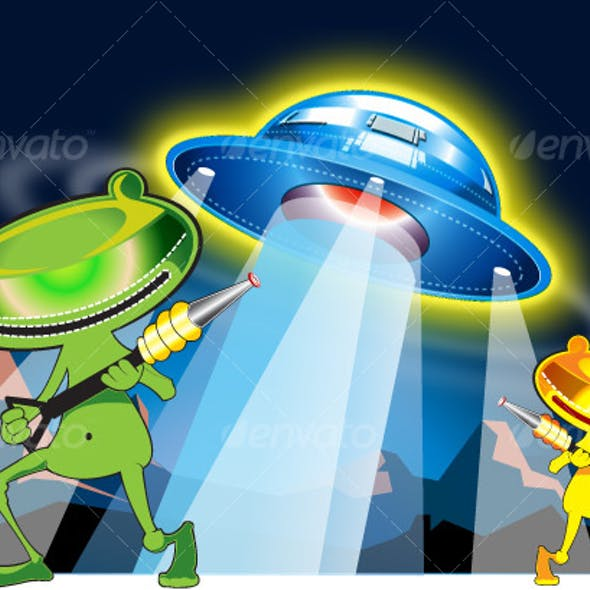 Ufo and Aliens