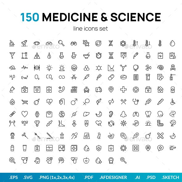 Science, Medicine, Health