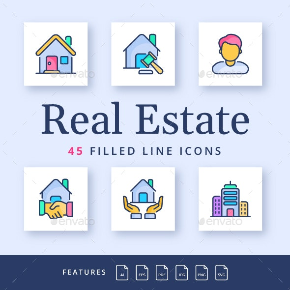 Real Estate - Buildings Objects