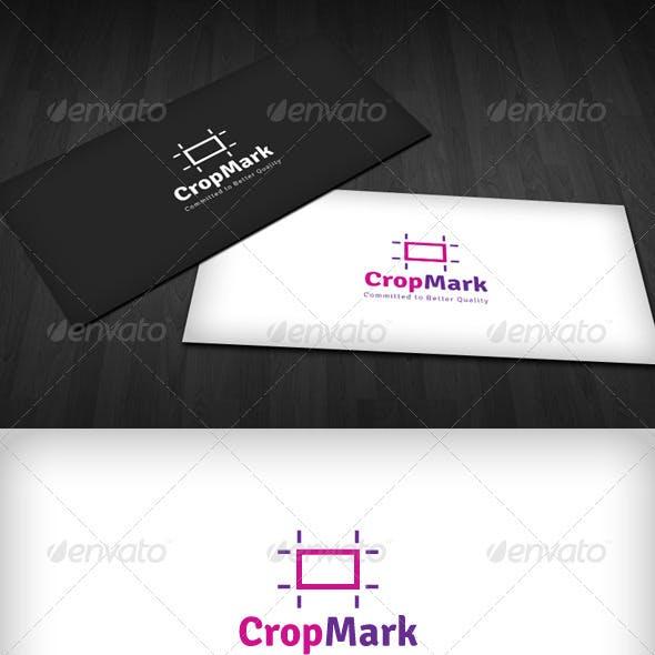 Crop Mark Logo