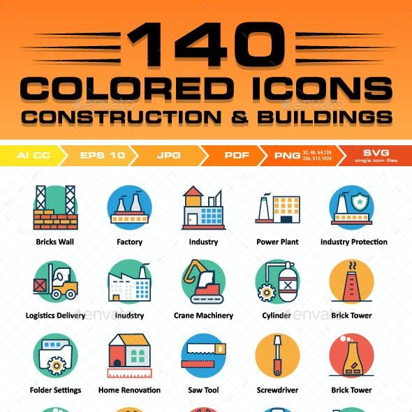 Construction Vector icon