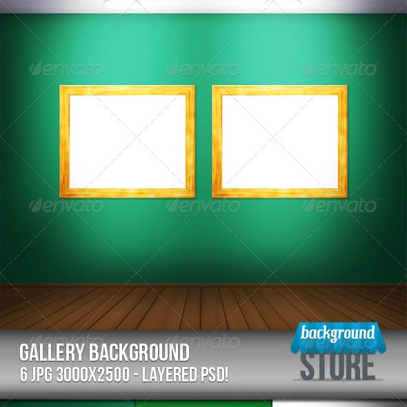 Gallery Background