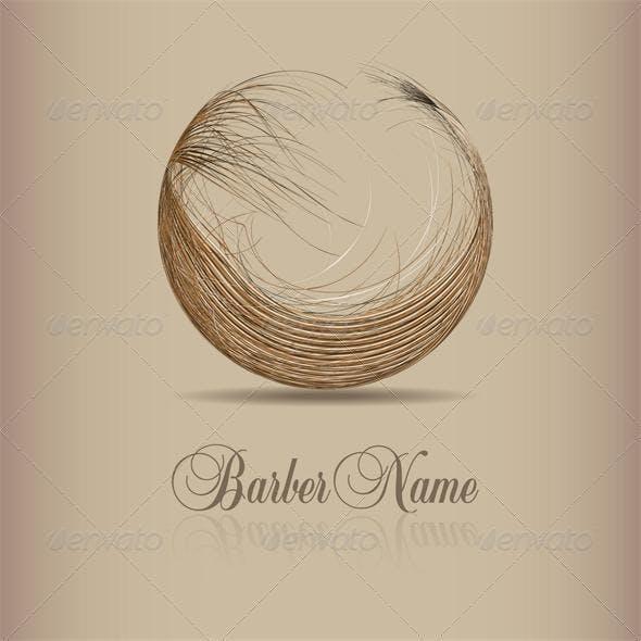 Hair logo for your design.